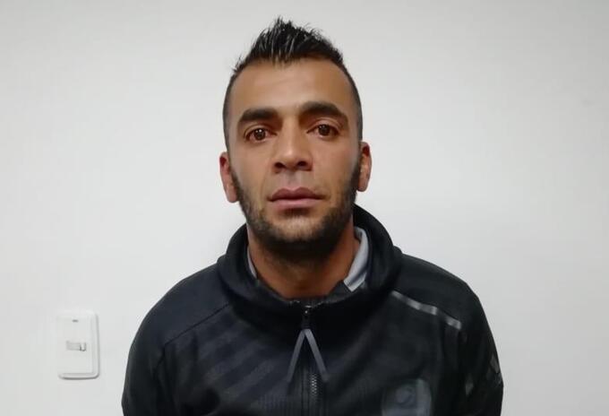 Alan Buriticá Durán sindicado por asesinar a un policía en la localidad de Kennedy de Bogotá