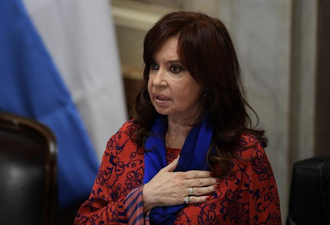 Cristina Fernández de Kirchner ahora es vicepresidenta de Argentina