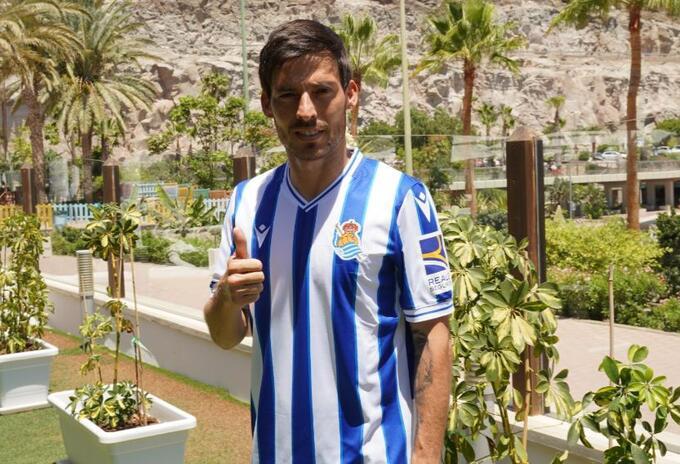 David Silva- Real Sociedad