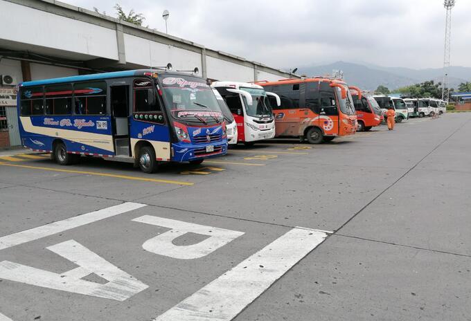 Los vallecaucanos pueden viajar en transporte público intermunicipal a siete municipios del Valle sin excepción.