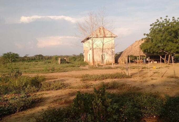 Se trata de familias de la vereda Caño Negro, jurisdicción del municipio de El Carmen de Bolívar.