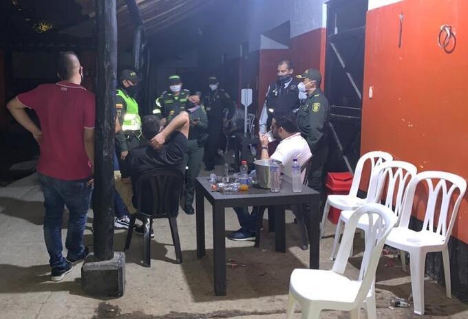 La Policía mantendrá los operativos para evitar más fiestas clandestinas.