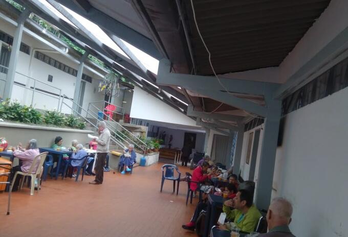 En un hogar de ancianos, todos dieron positivo para coronavirus