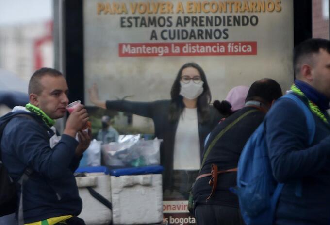 Nueva normalidad en Bogotá / Bogotá sin cuarentena y con reactivación económica
