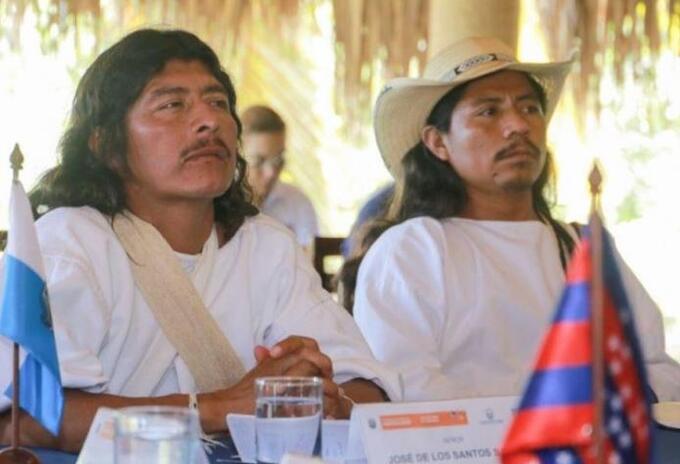 El cuerpo del líder indígena será sepultado en la Sierra Nevada de Santa Marta