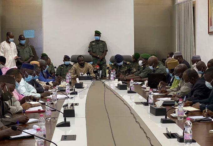 Militares en Malí se tomaron el poder