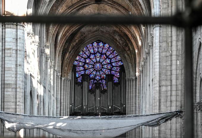 Órgano de la catedral de Notre Dame de París
