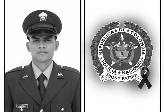 Policía asesinado Toribío
