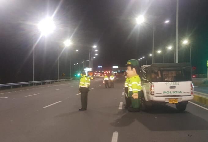 Policía Cundinamarca