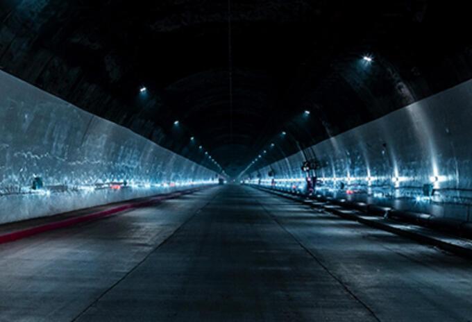 Túnel de La Línea - Archivo INVIAS