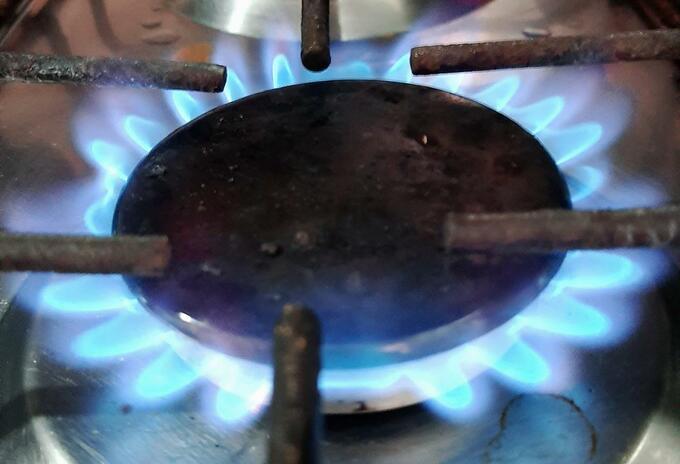 Servicio de gas.