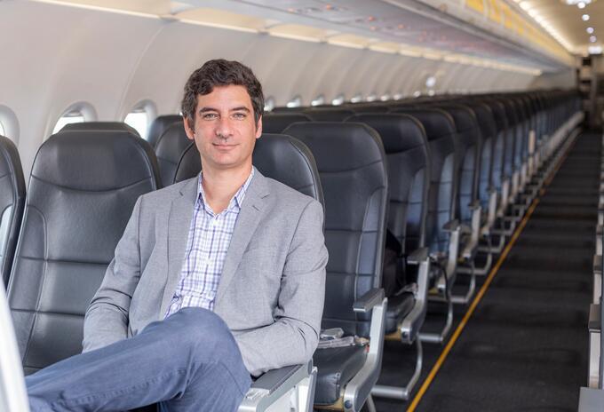 Félix Antelo, presidente y CEO del Grupo Viva Air