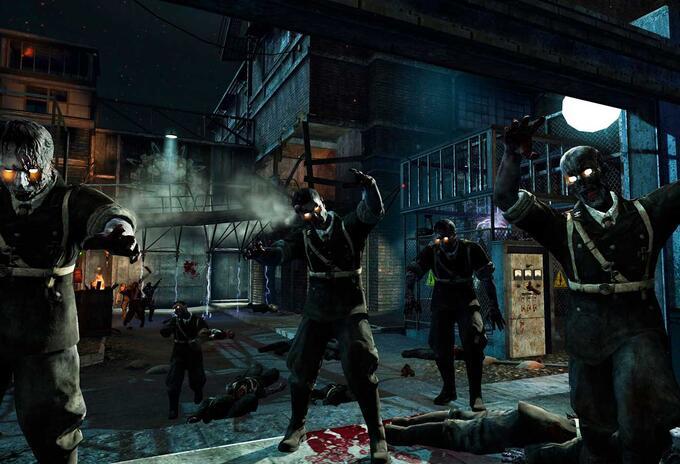 Zombies en Call of Duty