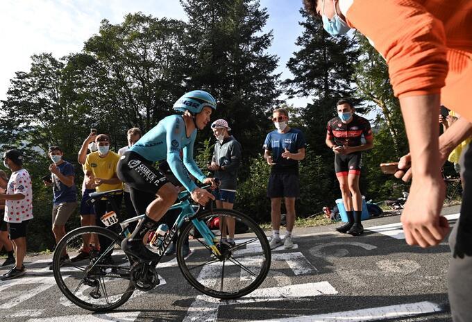 Superman López, Tour de Francia
