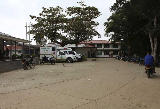 Hospital San Juan de Dios de Segovia, Antioquia.
