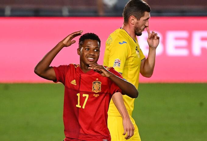España - Liga de Naciones