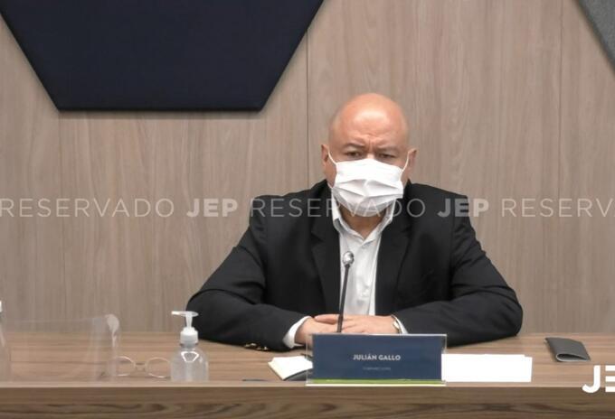 Carlos Lozada Versión Jep Reclutamiento