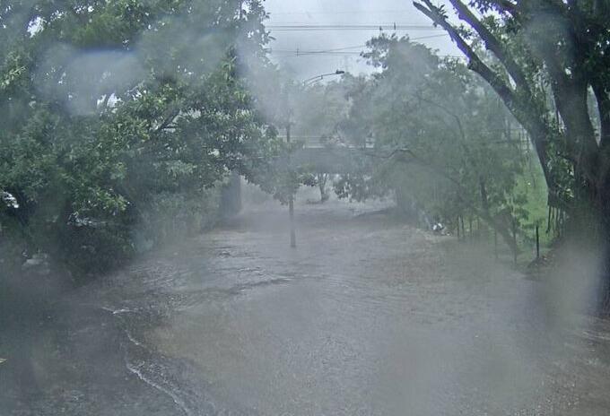 Durante las precipitaciones no se presentaron personas lesionadas.