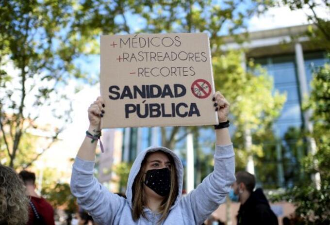 España Madrid Coronavirus