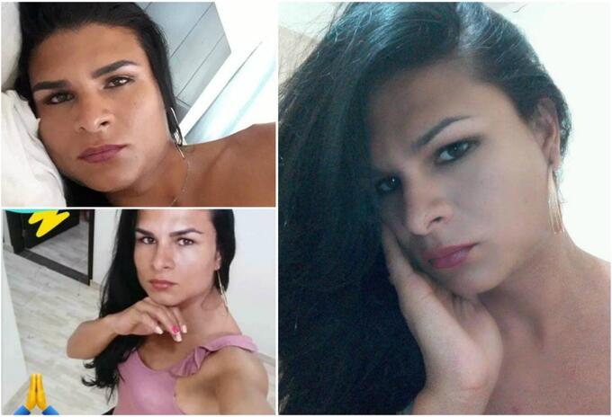 Ella es Juliana Giraldo
