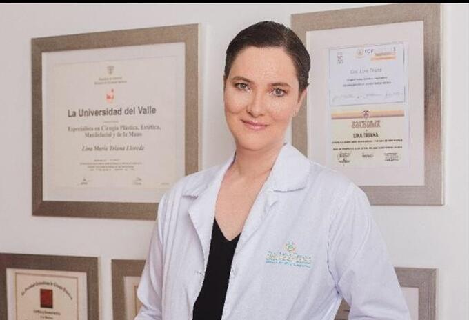 Lina Triana, médica