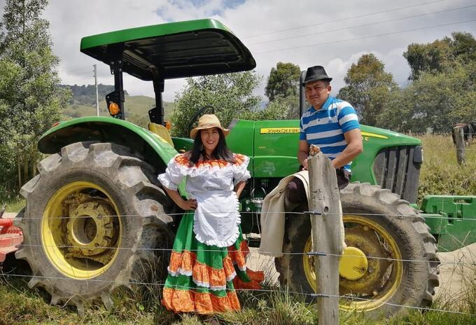 Mercados campesinos en el Tolima
