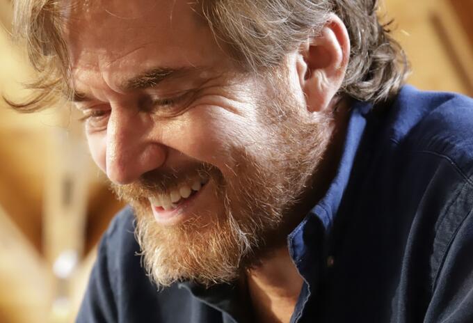 El secretario de Cultura de Bogotá, Nicolás Montero