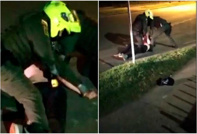 Caso de abuso policial