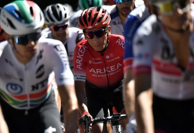 Nairo Quintana, Tour de Francia