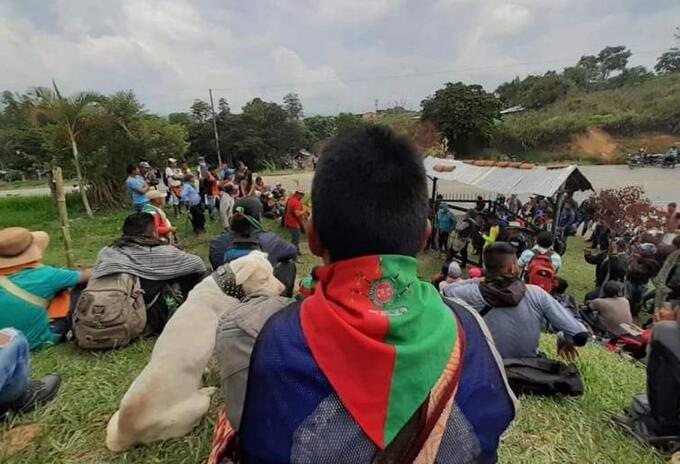Comunidades indígenas de Risaralda