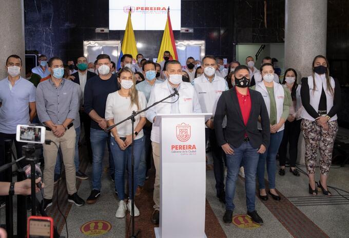 Alcalde de Pereira apelará fallo ante Consejo de Estado.