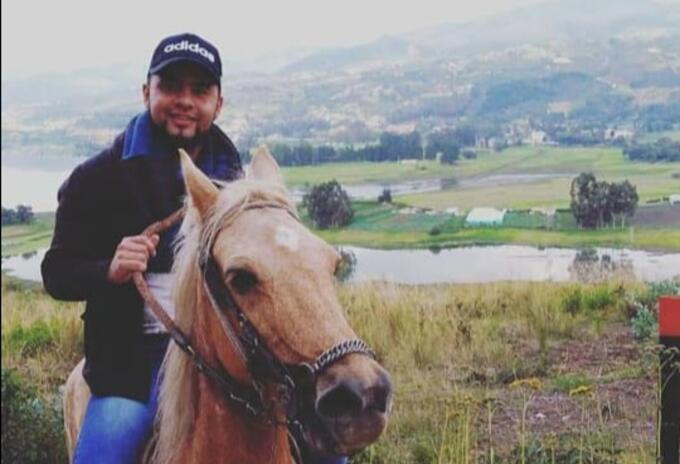 Cristian Hurtado Meneses, una de las personas asesinadas durante las protestas