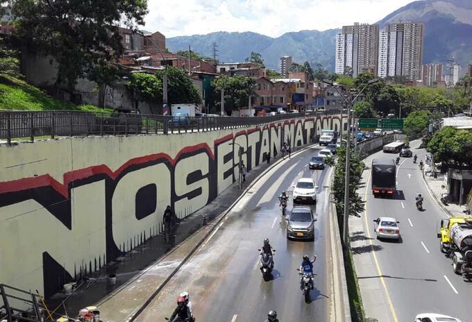 Pintada Medellín