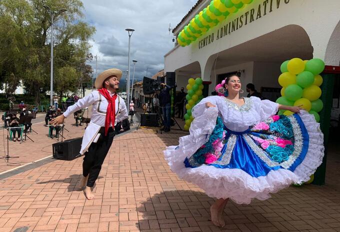 Festival de la Colombianidad en Tocancipá