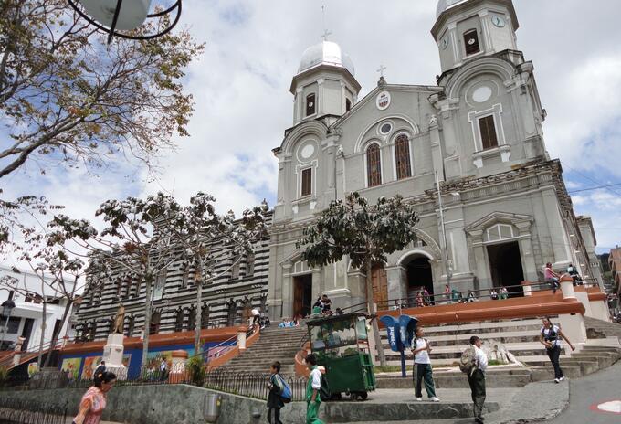 Yarumal, Norte de Antioquia.