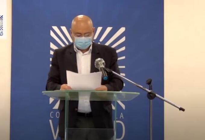 Carlos Lozada pidió perdón por el asesinato del profesor Jesús Antonio Bejarano