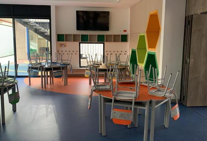 Colegio público en Bogotá