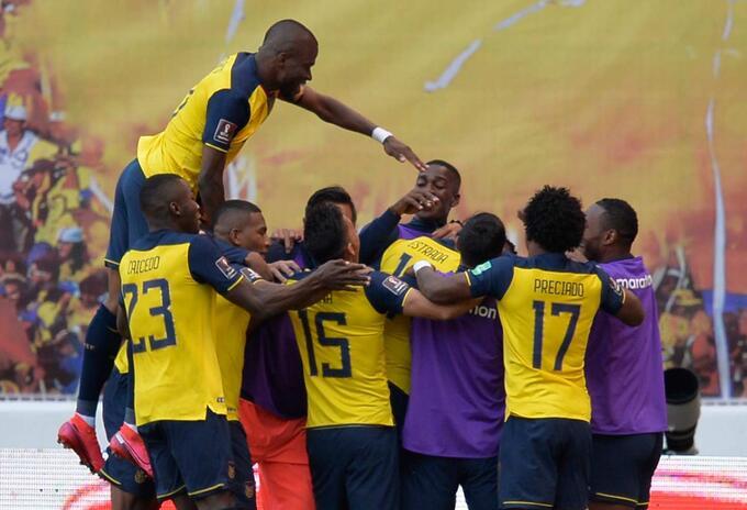 Ecuador Eliminatoria