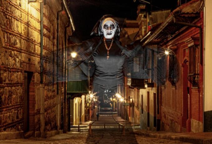 Fantasmas La Candelaria