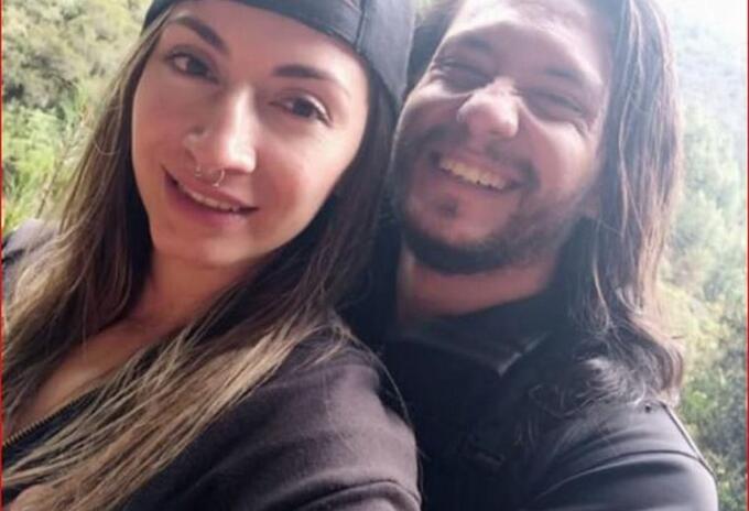 Ángela Ferro y Miguel Parra