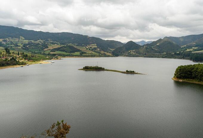Parque Neusa, Cundinamarca.