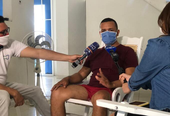 Uniformado atacado con granada en Barranquilla