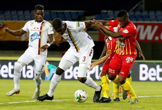 Tolima vs Deportivo Pereira