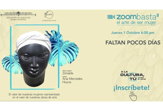 La Asociación de Amigos del Museo Nacional prepara la tercera versión de Zoombasta. ¡Aquí le contamos de qué se trata!
