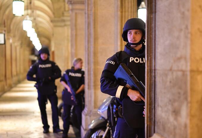 Ataque en Viena