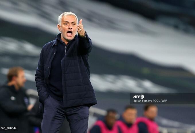 José Mourinho, Tottenham