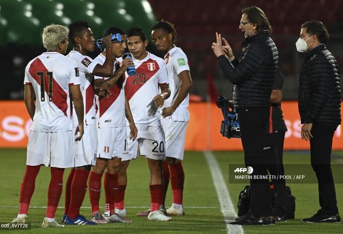 Selección de Perú 2020