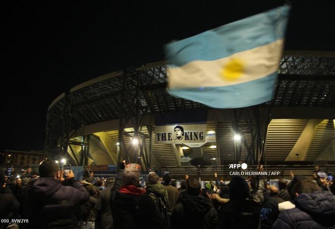 Estadio Diego Armando Maradona (Italia)