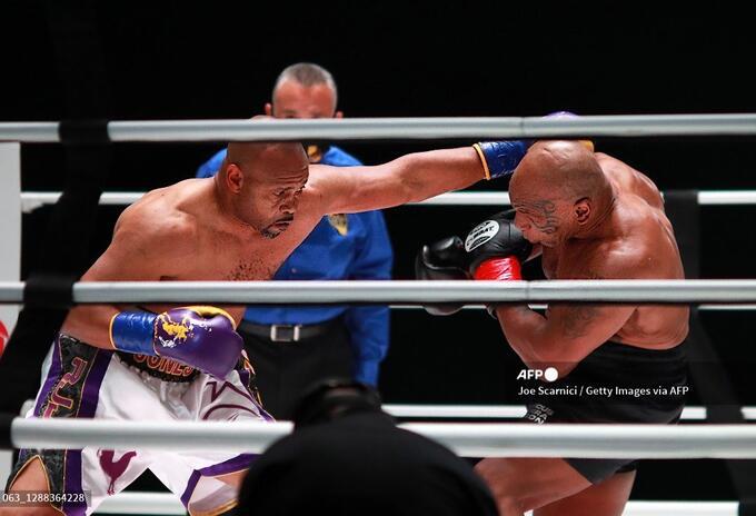 Tyson vs Jones 2020