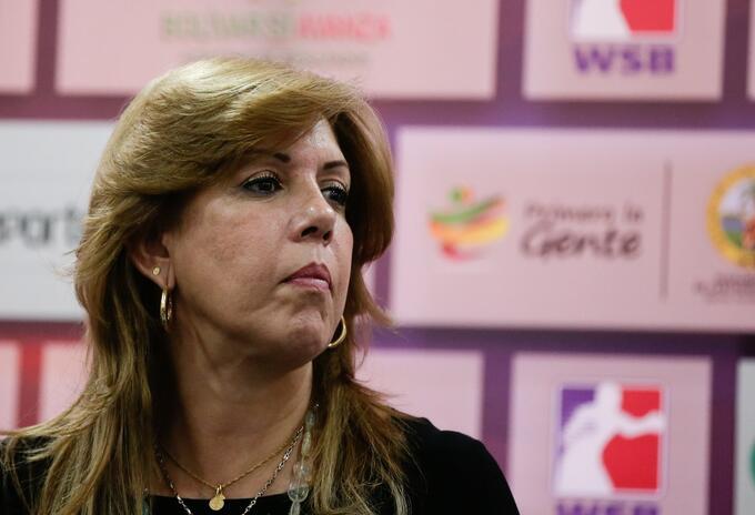 Clara Luz Roldán, gobernadora del Valle